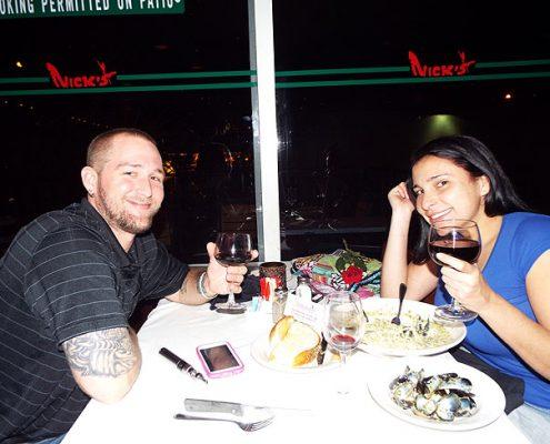 Nick's Italian Restaurant Fans